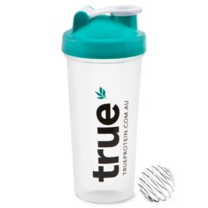 Protein Shaker Bottle 660ml (22oz)